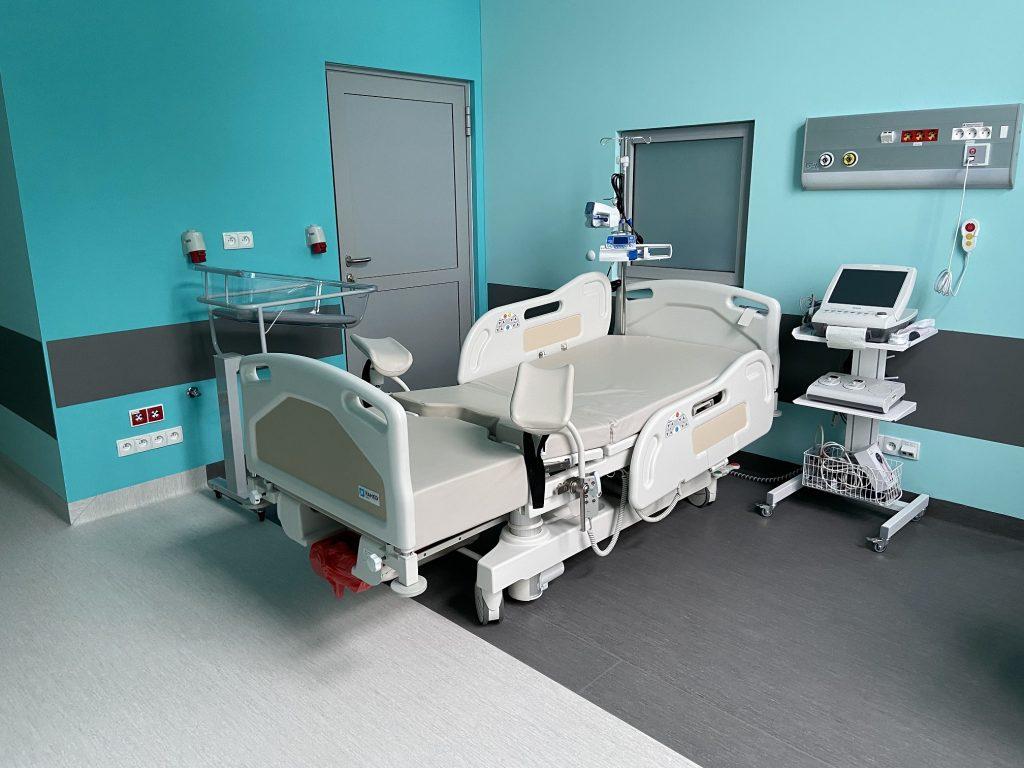 Chorzów. 60 porodów na nowym oddziale