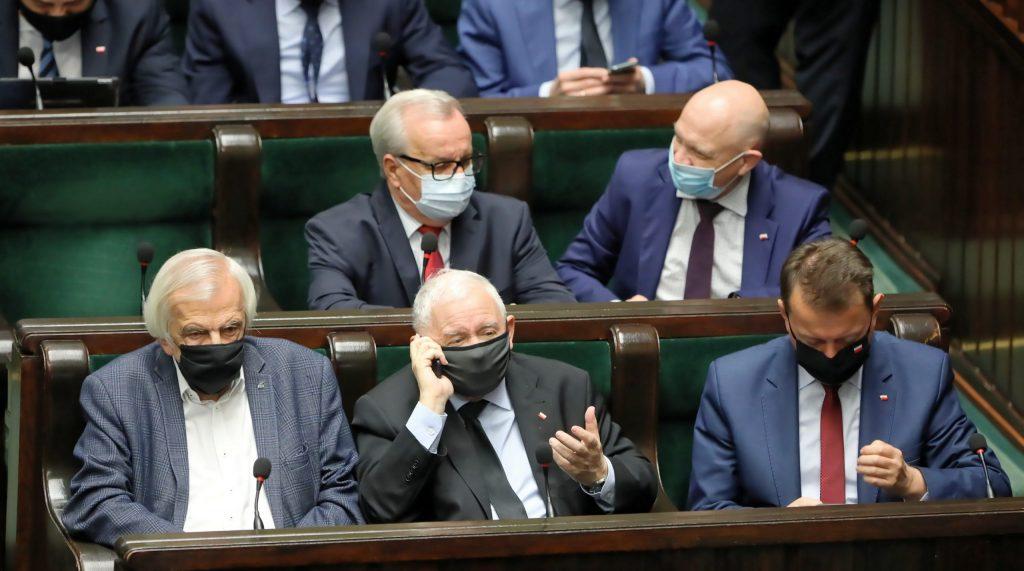 Kaczyński rezygnuje z rządu!